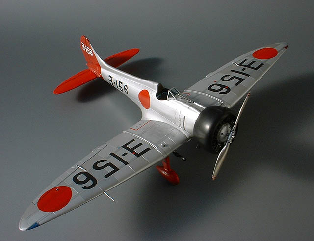三菱 九六式艦上戦闘機